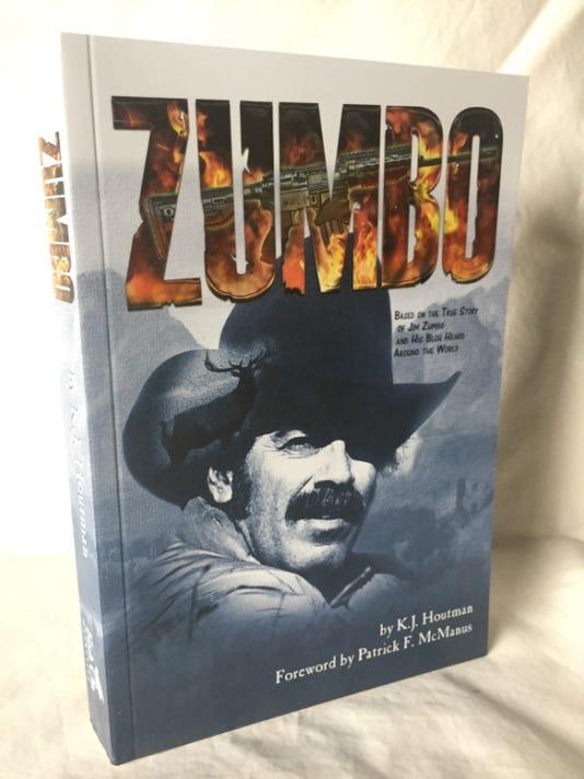 """Zumbo"" book cover"