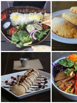 Luna Grill, Casa de Silvia, Moxie Palm Springs and Chef Tanya's Kitchen were among the restaurants that opened this year.
