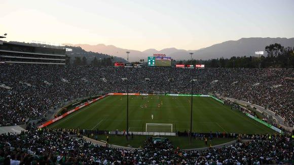 USP SOCCER: MEXICO VS WALES S SOC USA PA