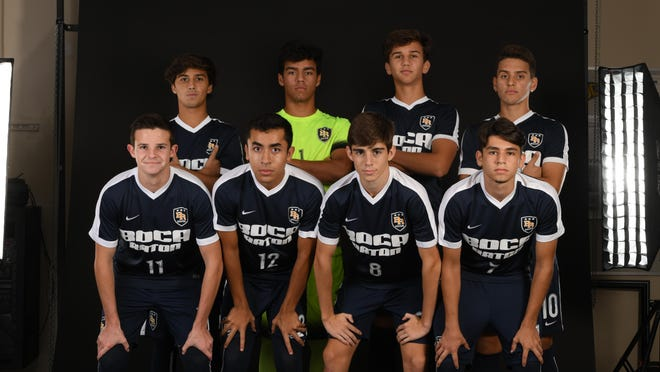 The Boca Raton boys soccer team went 21-0 in the regular season.