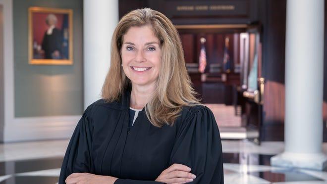 Michigan Supreme Court Justice Bridget McCormack.