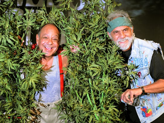 Would we even have pot comedy without Cheech and Chong?