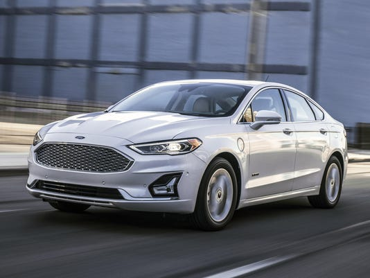 2019 Ford Fusion Adds Technology Trims Customization Options