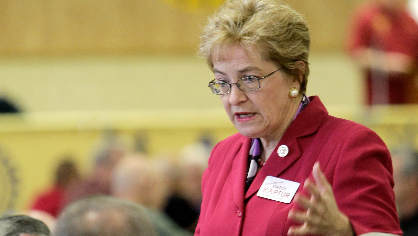 """marcy muslim So, as news of the appalling miseries of women in the islamic world has piled up   to talk peace,"""" urged ohio representative marcy kaptur to the arab news last."""