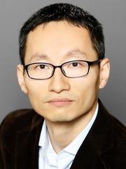 Yirong Lin, UTEP mechanical engineering professor.
