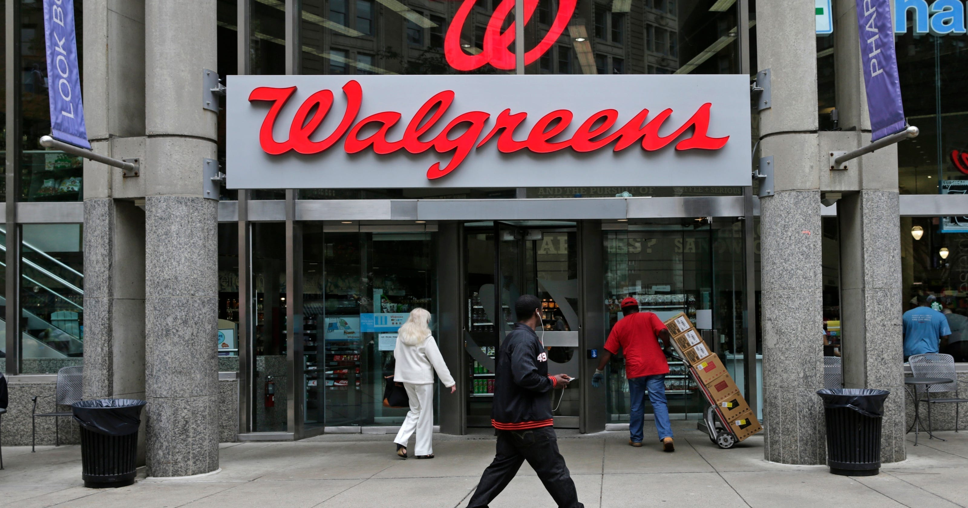 Walgreens to sell CBD products in nearly 1,500 drugstores