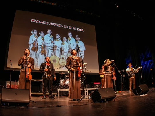 Mariachi Juvenil de Mi Tierra will compete for a chance