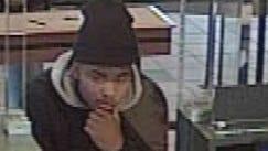 Villard Ave. bank robbery suspect