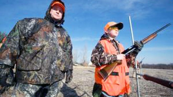 Missouri residents ages 16 and older have the option to complete their hunter-education certification at their convenience through MDC's all-online format. Find more information at https://www.hunter-ed.com/missouri/.
