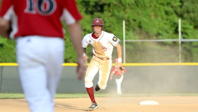 Reynolds junior Josh Dotson has committed to play college baseball for North Carolina.