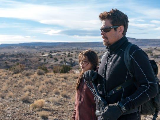 """Isabela Moner joins Benicio Del Toro in """"Sicario: Day of the Soldado,"""" the sequel to 2015's """"Sicario."""" (Photo: RICHARD FOREMAN JR.)"""