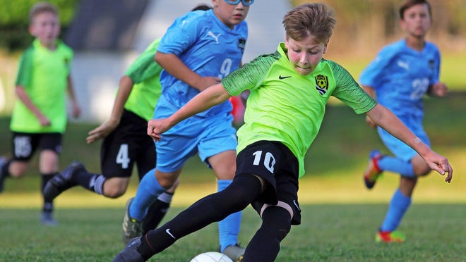 Scheduling has been difficult for local youth soccer teams because of the health guidelines put in place due to the coronavirus.