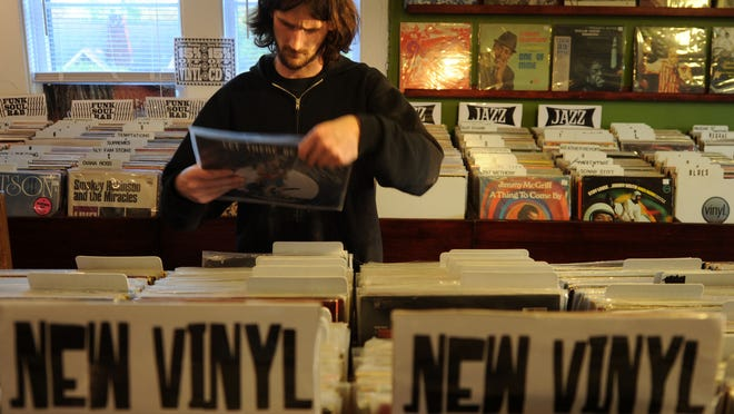America's growing appetite for vinyl records has one leading record maker heading into expansion mode.