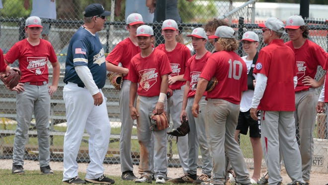 The Sarasota All-Stars defeated Fort Myers in the 14u Florida State Championship game last year at the Sarasota BRL field.