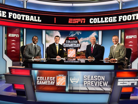 gameday espn schedule colloge football scores
