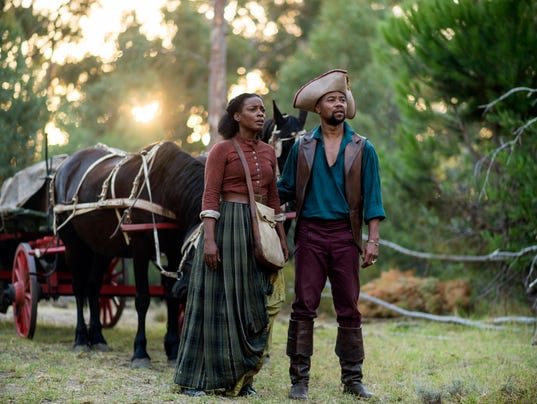 AP TV THE BOOK OF NEGROES A ENT
