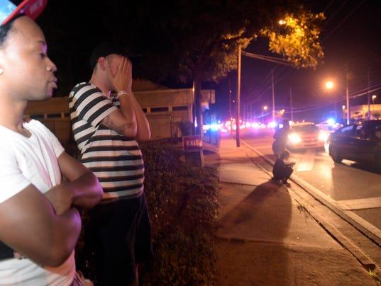 AP PULSE SHOOTING ORLANDO A USA FL