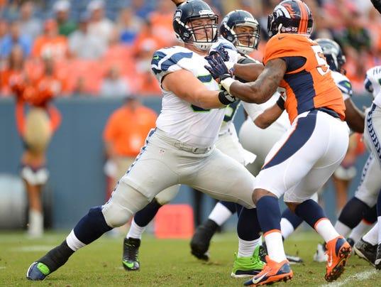NFL: Preseason-Seattle Seahawks at Denver Broncos