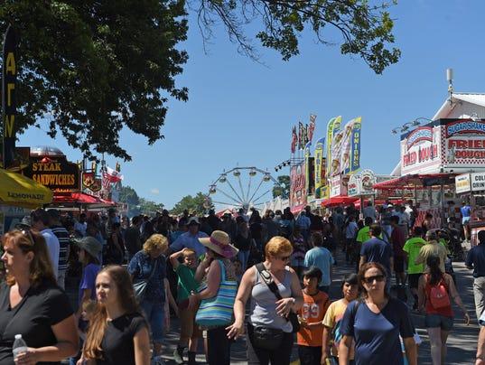 Dutchess County Fair 2016
