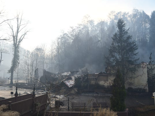 Updated List More Structures Damaged Destroyed By Fire