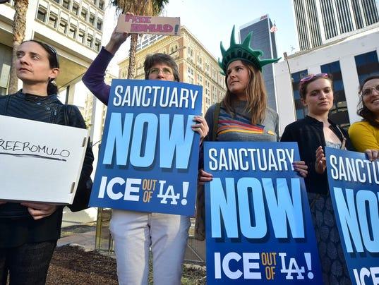 ICE Protect California