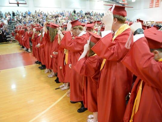Riverheads Graduation