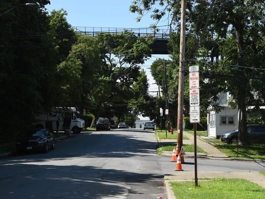 Talmadge Street shooting