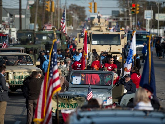 2_20171111 MS Four Freedoms Veterans Day Parade