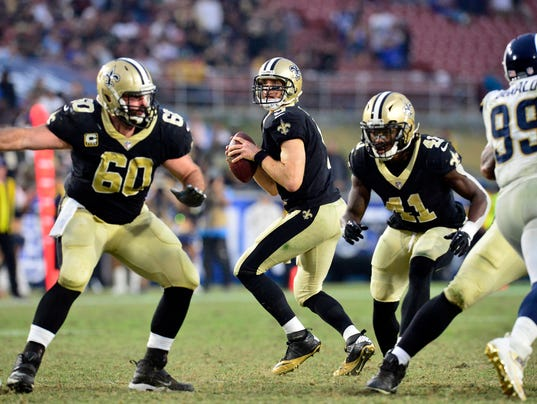NFL: New Orleans Saints at Los Angeles Rams
