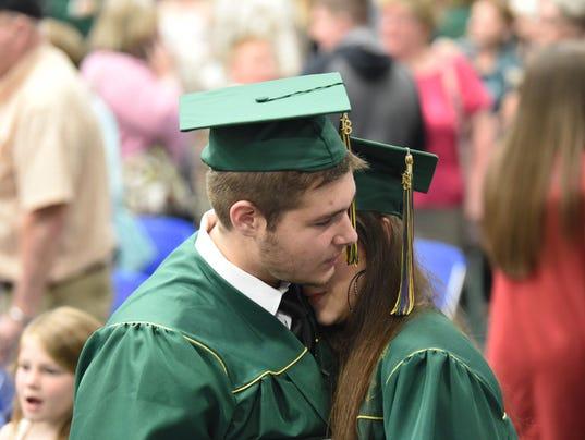 Wilson Memorial High School Graduation 2018