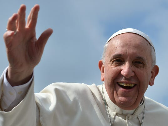 Pope Francis says dogs can go to heaven