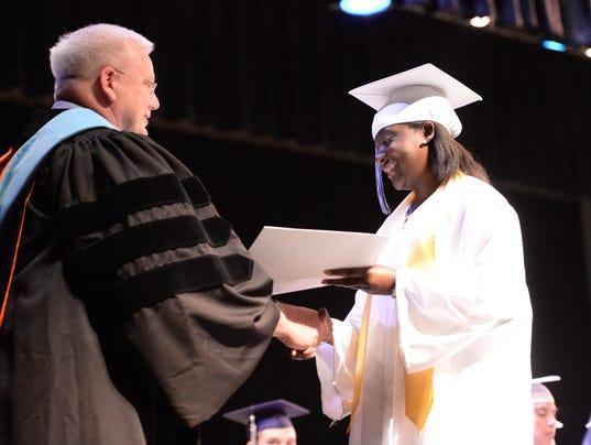 RE Lee Graduation