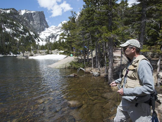 Cpw mulls fees hike as hunting participation dwindles for Fishing license colorado