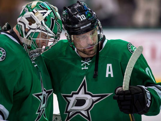 Patrick Sharp leaving Dallas Stars for Chicago Blackhawks