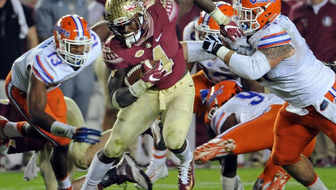 Florida State running back Dalvin Cook