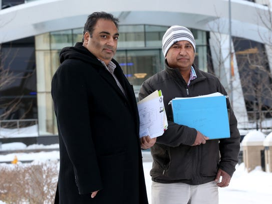Jaswant and Inderjeet Singh of Boston paid $42,000