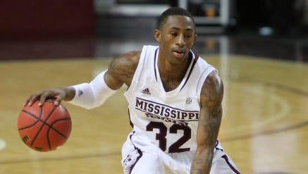 Mississippi State senior Craig Sword was named preseason second-team All-SEC on Thursday.