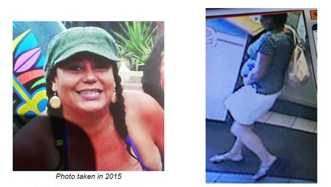Melody Musquiz was reported missing Sunday morning in Palm Springs. Police are asking for help finding the woman.