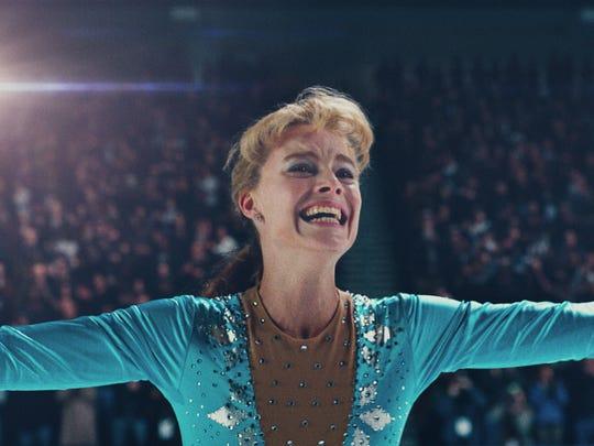 Margot Robbie stars as figure skater Tonya Harding