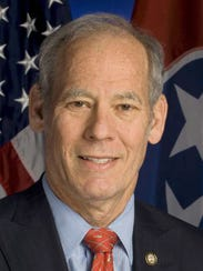 Justin Wilson, Tennessee comptroller.