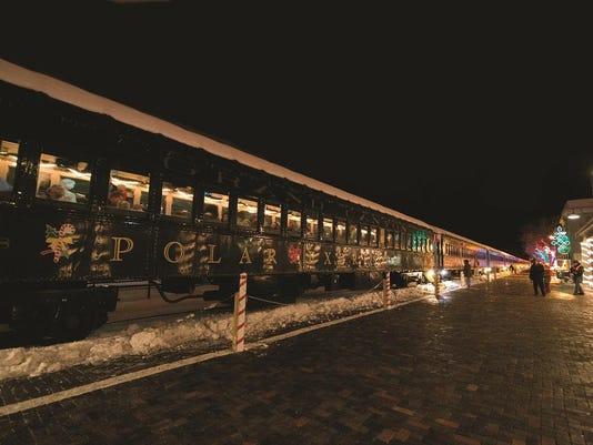 MAIN Grand Canyon Polar Express, depot