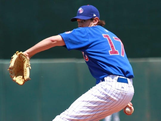Cape Coral native and former FGCU pitcher Casey Coleman signed with the Houston Astros' organization after spending time with the Cubs.