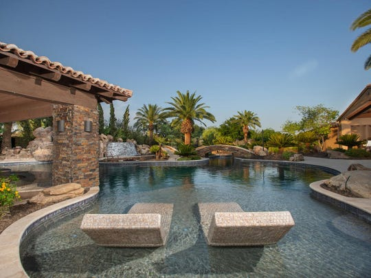 Inside the incredible Arizona mansion that Larry Fitzgerald is selling for $5 million
