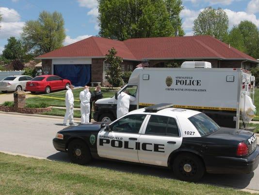 Double homicide investigation