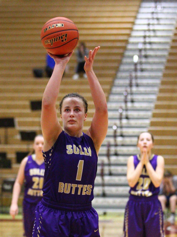 Sully Buttes Rachel Guthmiller