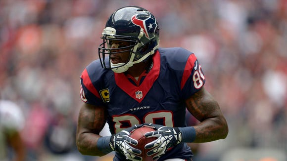 Andre Johnson brings a new dimension to the Colts receiver corps.