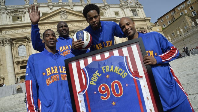 The Harlem Globetrotters are planning to move the team's headquarters from Phoenix to Atlanta.