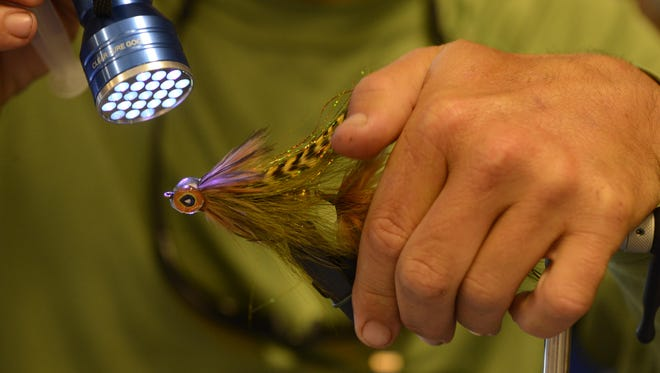 One of the major fly fishing events of the year is scheduled Oct. 2-3 when the Federation of Fly Fishers Southern Council Fly Fishing Fair is held at the Baxter County Fairgrounds.