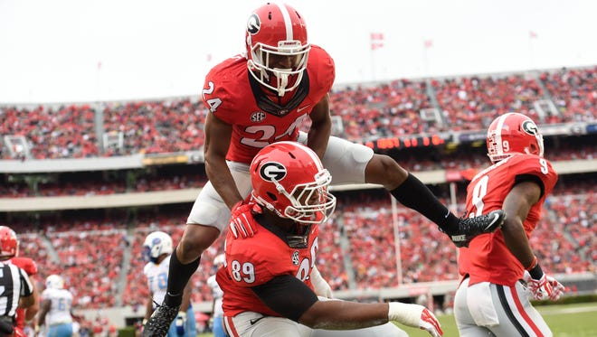 Georgia has had much to celebrate in the Mark Richt coaching era, but not a national championship.