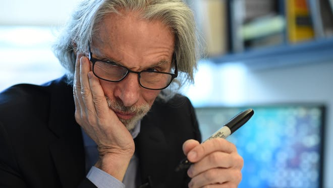 """Briarcliff resident Bob Mankoff, cartoon editor of The New Yorker, wrote an an illustrated memoir, """"How About Never"""" - the punch line of his most famous cartoon. He's now the subject of an HBO documentary."""